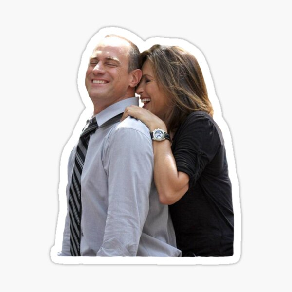 Mariska and Chris Sticker