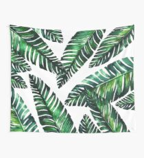 Lebe tropisch II Wandbehang