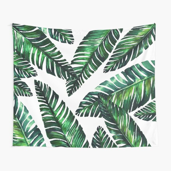 Live tropical II Tapestry