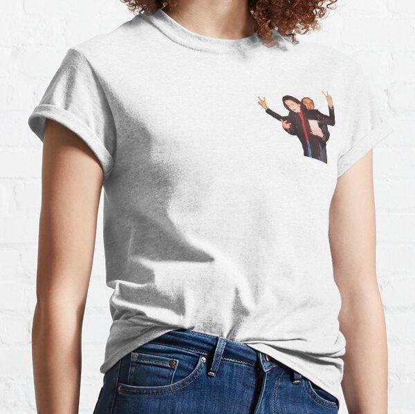 Mariska and Chris Classic T-Shirt