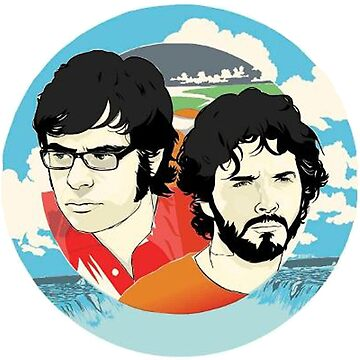 Flight of The Conchords Tour by Maddisan
