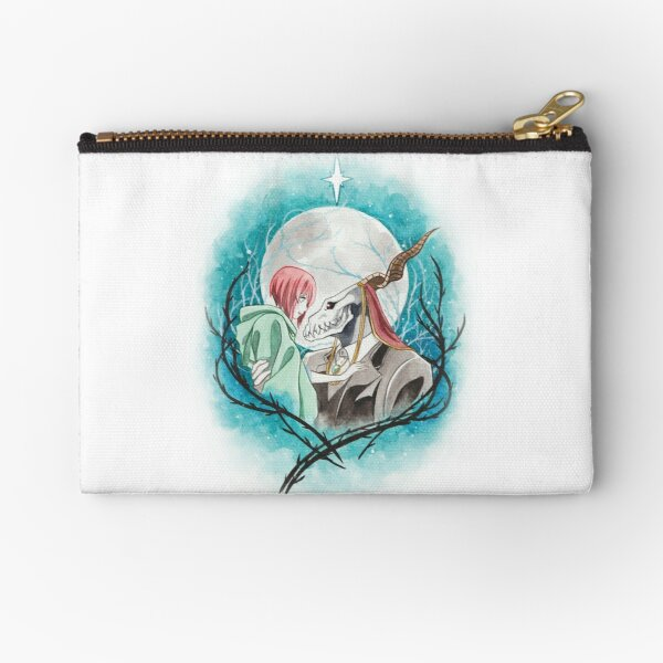 The Thorn Mage and His Apprentice Zipper Pouch