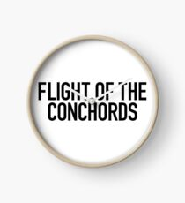 Flight of The Conchords Title Clock
