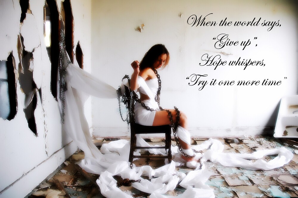 Hope Whispers by Creative Captures