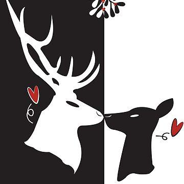Under the Mistletoe by laurenbull16