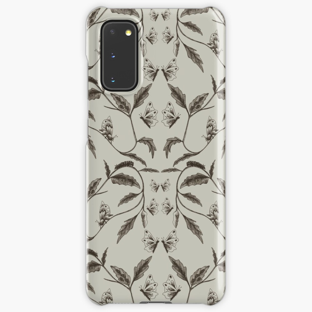Life-Cycle of a Butterfly Case & Skin for Samsung Galaxy