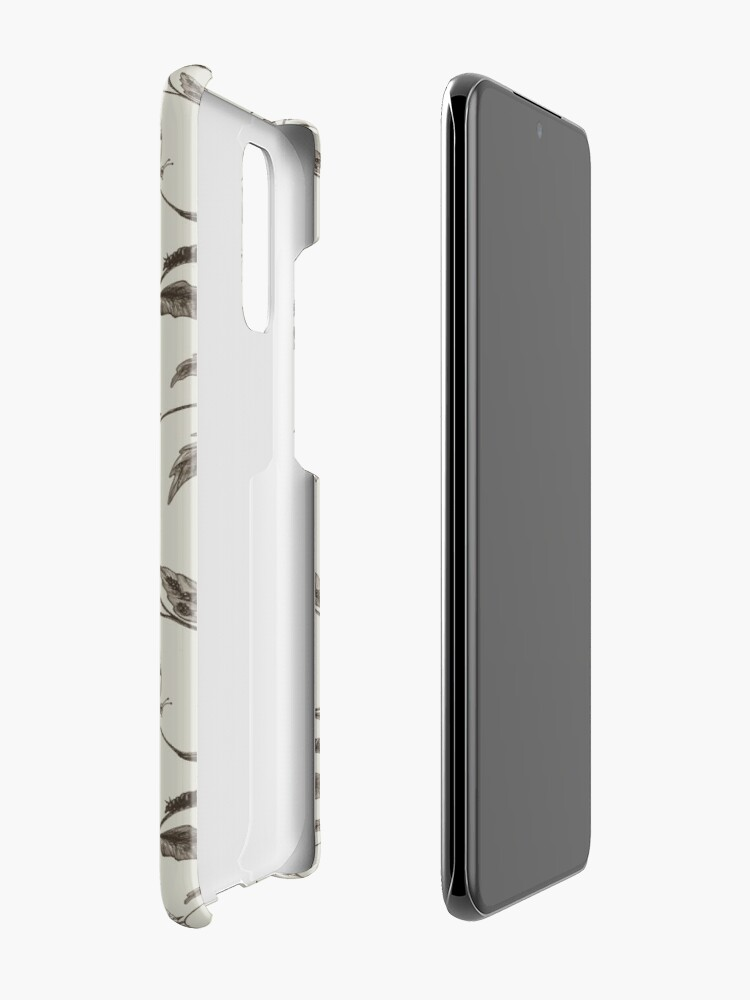 Alternate view of Life-Cycle of a Butterfly Case & Skin for Samsung Galaxy