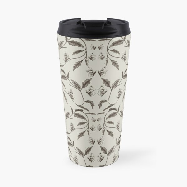 Life-Cycle of a Butterfly Travel Mug