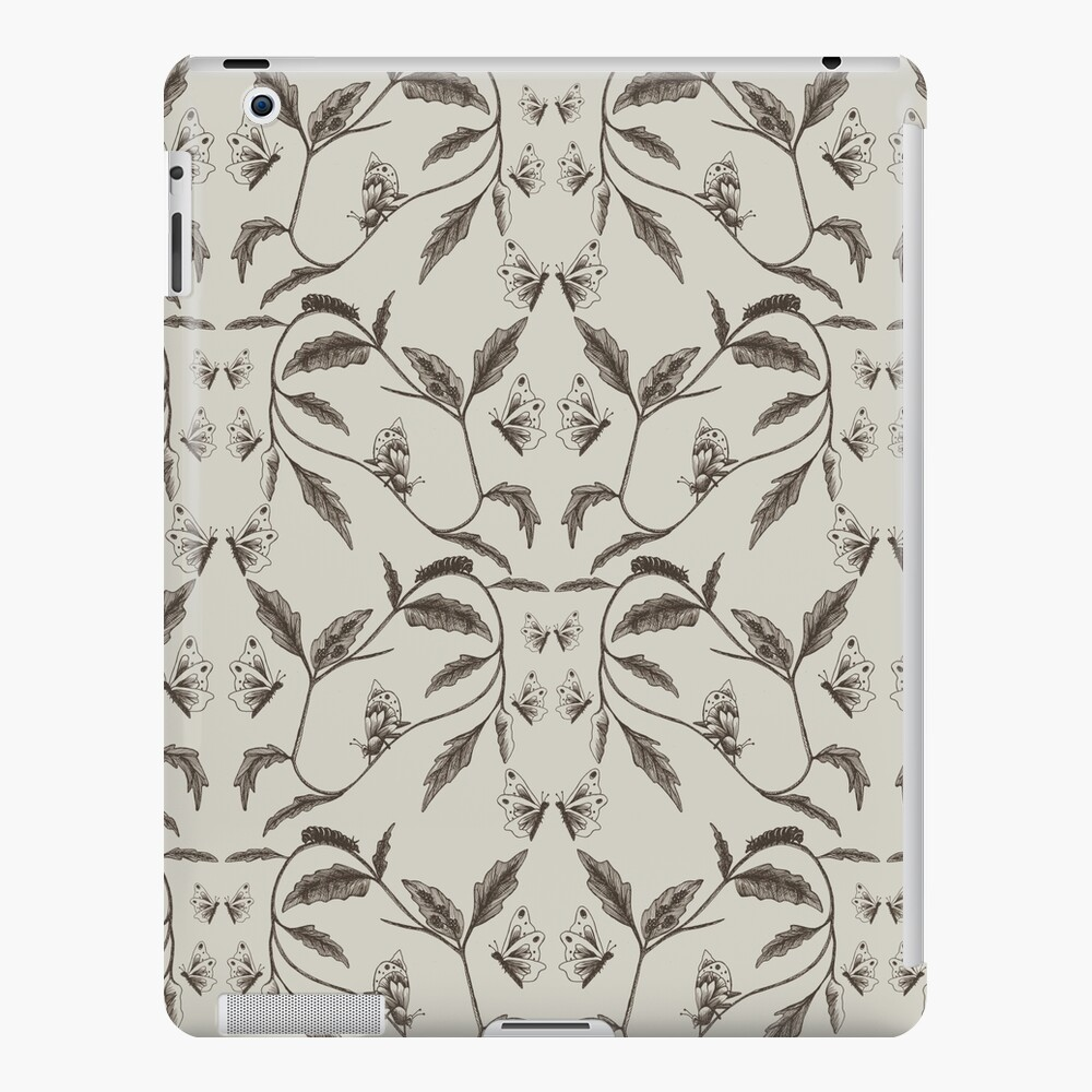 Life-Cycle of a Butterfly iPad Case & Skin