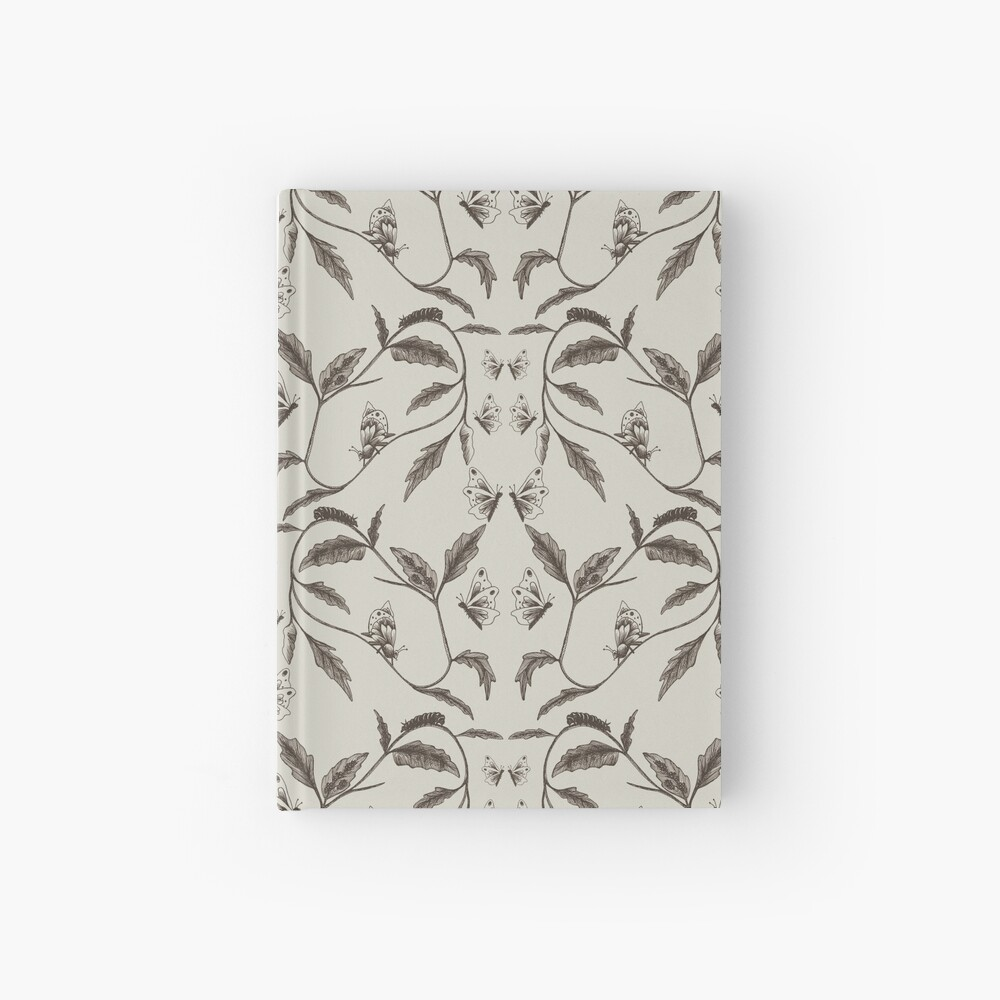Life-Cycle of a Butterfly Hardcover Journal