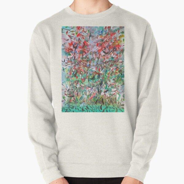 BEYOND THE BORDERS Pullover Sweatshirt