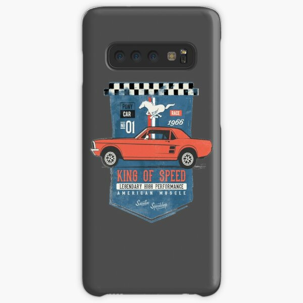 Ford Mustang - King of Speed Samsung Galaxy Snap Case