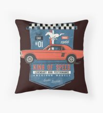 Ford Mustang - King Of Speed Kissen