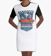 Ford Mustang - King Of Speed T-Shirt Kleid