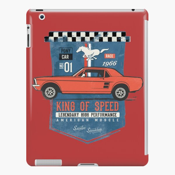 Ford Mustang - King of Speed iPad Snap Case