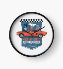 Ford Mustang - King Of Speed Uhr