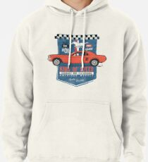 Ford Mustang - King Of Speed Hoodie