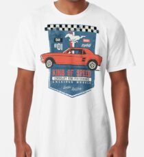 Ford Mustang - King Of Speed Longshirt