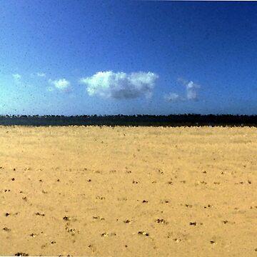 Pereire Beach by delfmeunier