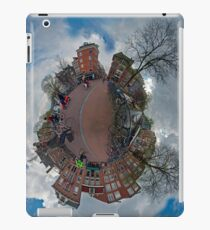 Bridge over Prinsengracht (at Prinsenstraat), Amsterdam iPad Case/Skin
