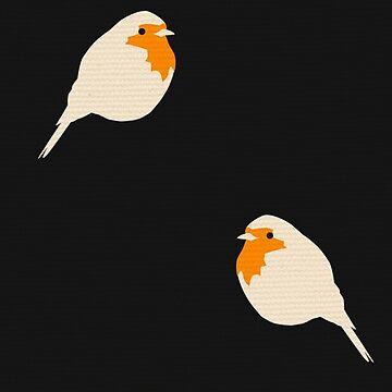 Robins by RikkiB