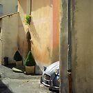 Citroen 2CV in France by Flo Smith
