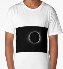 Solar Eclipse, totality Long T-Shirt