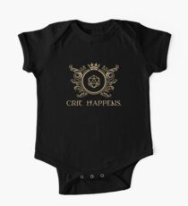 Crit Happens Dungeon Master Dungeons and Dragons Inspired - D&D Kids Clothes