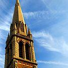 Church Steeple by John Kroetch