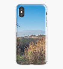Cley Next The Sea Windmill  iPhone Case