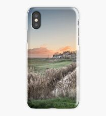 Cley Marshes at Sunrise iPhone Case
