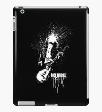 ROCK AND ROLL  #3 jimmy  iPad Case/Skin