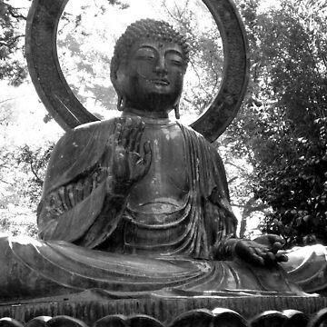 Buddah by kevmccool