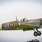 Spitfire by JEZ22