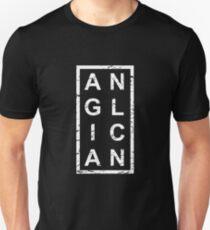 Stylish Anglican Unisex T-Shirt