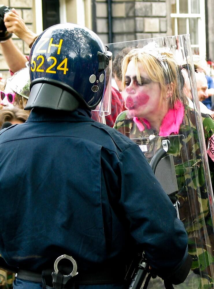 Rebel Clown Army by MDutton