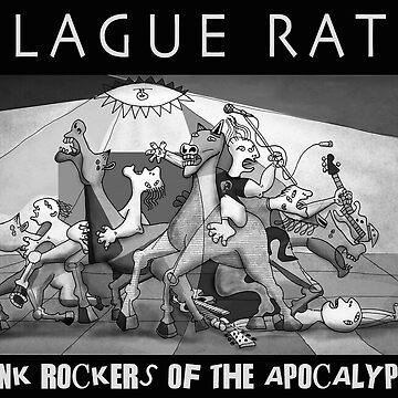 Plague Rats: Punk Rockers of the Apocalypse by jonvoelkel