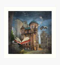 """Writers' Museum"" Art Print"