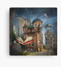 """Writers' Museum"" Canvas Print"