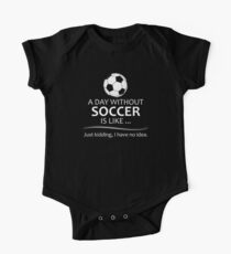 Soccer Gifts for Football Lovers Kids Clothes