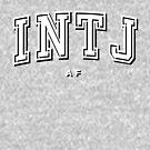 INTJ Introvert pride: The Architect by universaldec