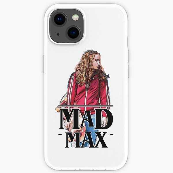 Mad Max Stranger Things iPhone Soft Case