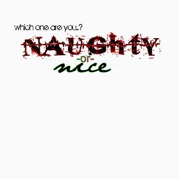 Naughty or Nice? by Arii90