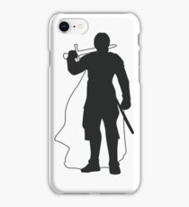 Jaime Lannister Kingslayer - Game of Thrones Silhouette iPhone Case/Skin