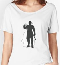 Jaime Lannister Kingslayer - Game of Thrones Silhouette Women's Relaxed Fit T-Shirt
