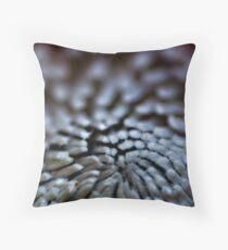 Spiralic Throw Pillow