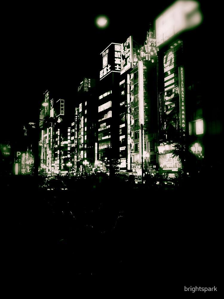 TOKYO NIGHT SCENE by brightspark