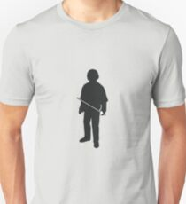 Arya Stark  - Game of Thrones Silhouette T-Shirt