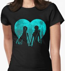 SAO in love Women's Fitted T-Shirt