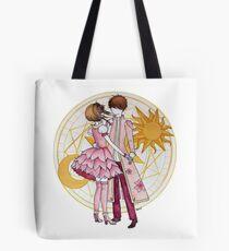 Sakura and Syaoran's dancing Tote Bag